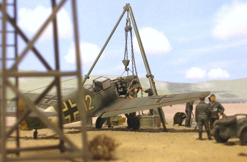 Messerschmitt Bf109E7/N 1/72 Bf109e27