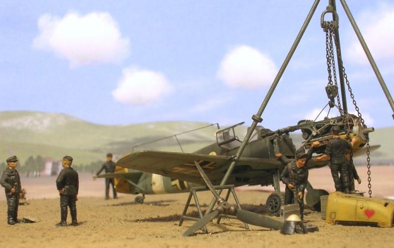 Messerschmitt Bf109E7/N 1/72 Bf109e28