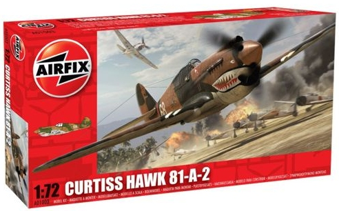 Montage: Curtiss Tomahawk MkIIB 1/72 Boxart10