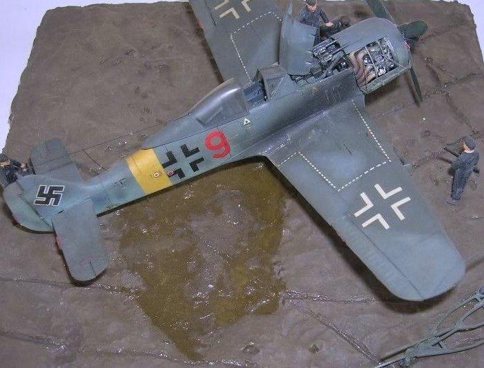 Focke-Wulf Fw190F8/R1 Fw190f10