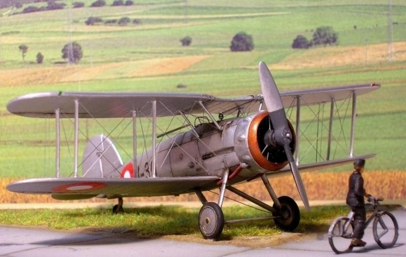 Gloster Gauntlet MkI danois 1/72 Gauntl30