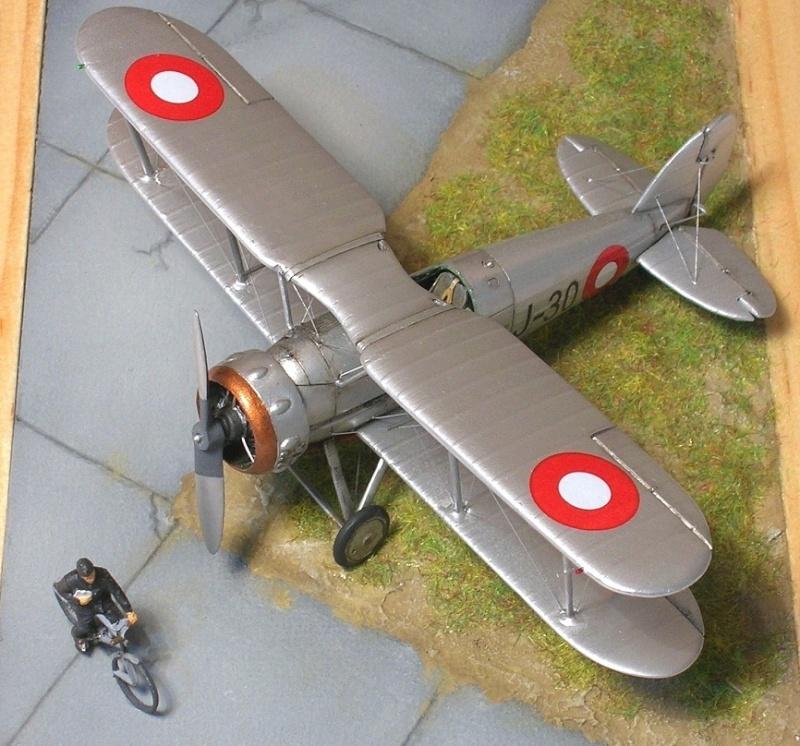 Gloster Gauntlet MkI danois 1/72 Gauntl32