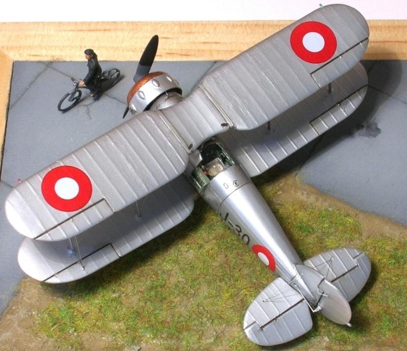 Gloster Gauntlet MkI danois 1/72 Gauntl33