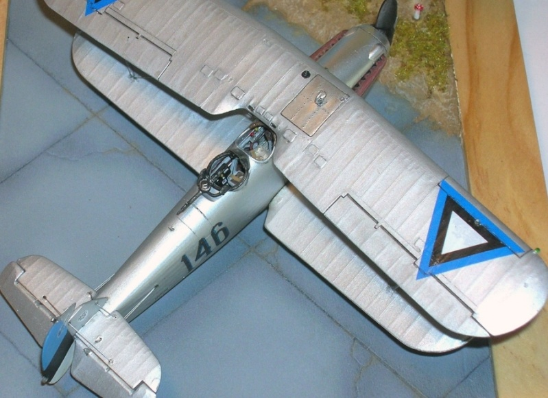Hawker Hart estonien / A-Model 1/72 Hart_e14