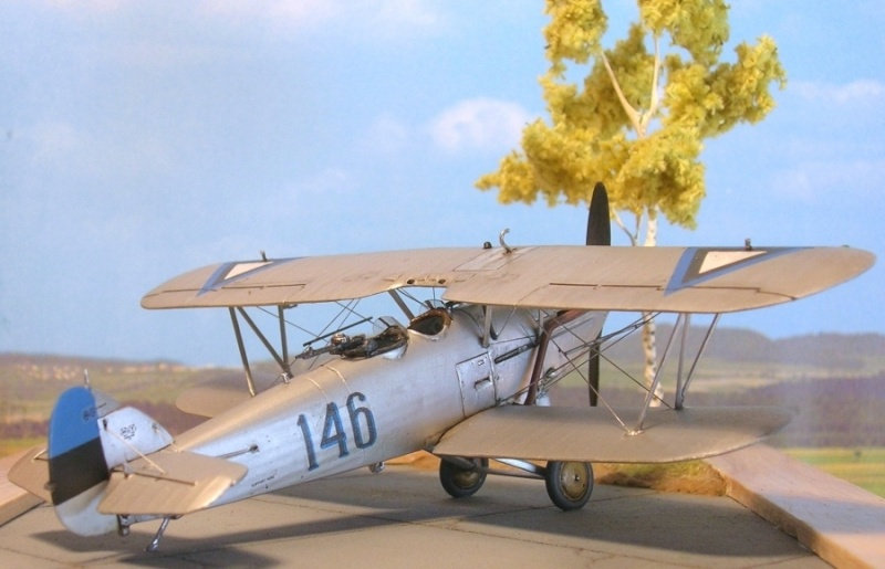 Hawker Hart estonien / A-Model 1/72 Hart_e19