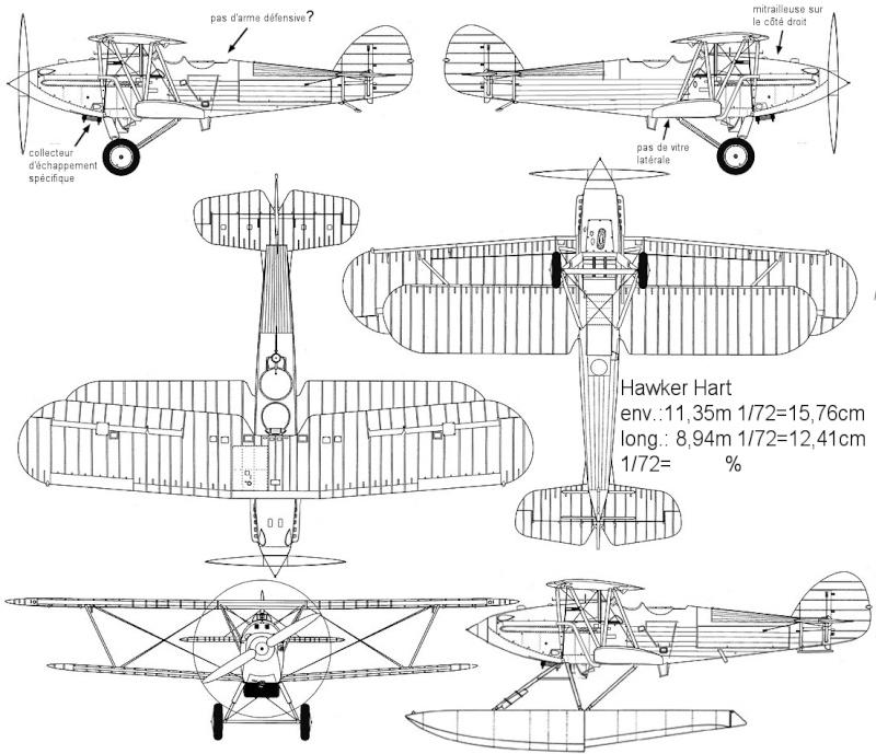 Hawker Hart estonien 1/72 Hawker12
