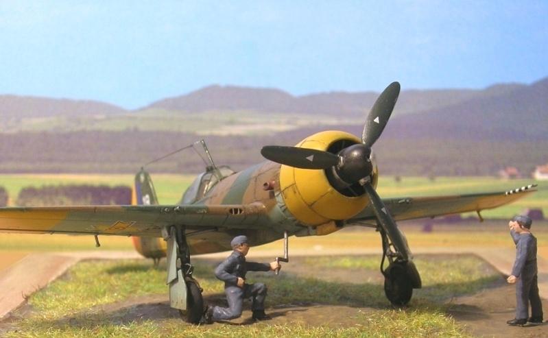 """IAR80 1/72, diorama """"dynamique"""" Iar80_60"""