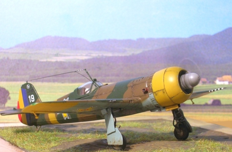 """IAR80 1/72, diorama """"dynamique"""" Iar80_62"""
