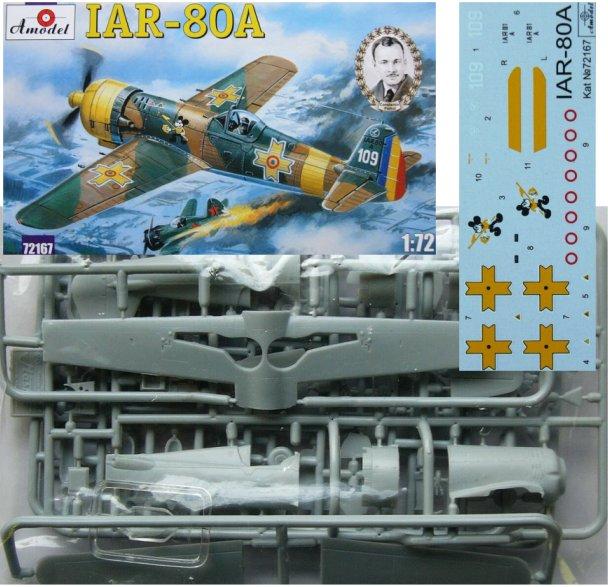 Montage: IAR 80 / A-Model 1/72 Kit72_11