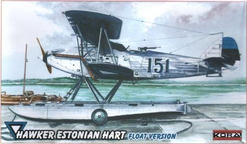 Hawker Hart estonien 1/72 Kora_h10
