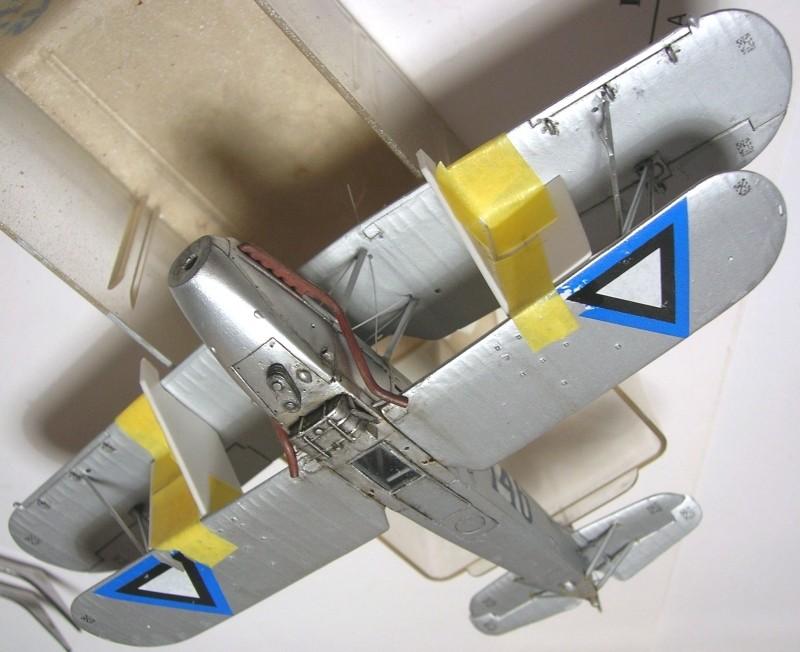 Montage: Hawker Hart estonien 1/72 - Page 2 Monta109