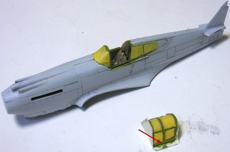 Montage: Curtiss Tomahawk MkIIB 1/72 Monta125