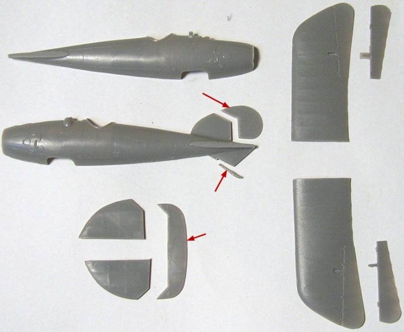 Montage: Albatros D-V 1/72 Monta145