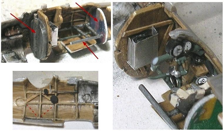 Montage: Albatros D-V 1/72 Monta159
