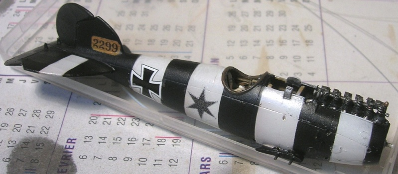 Albatros D-V 1/72 - Page 2 Monta176