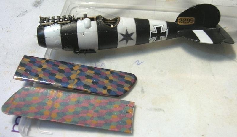 Albatros D-V 1/72 - Page 2 Monta177