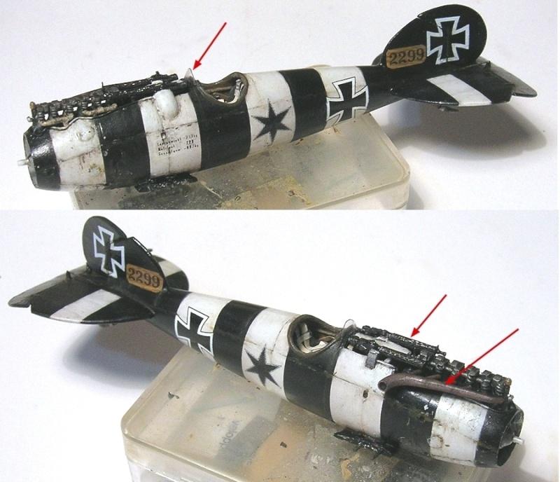 Montage: Albatros D-V 1/72 - Page 3 Monta186