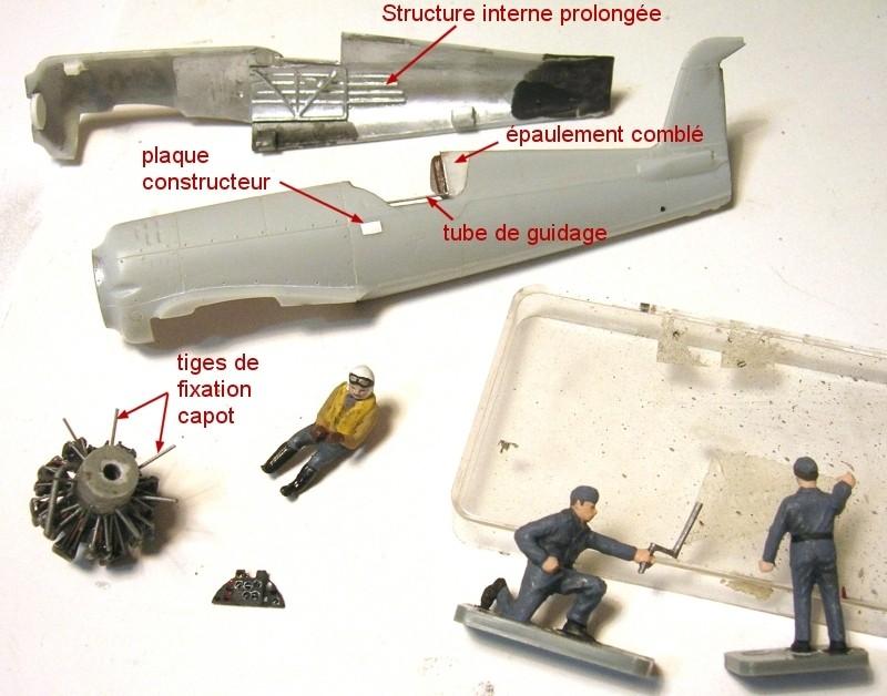 Montage: IAR 80 / A-Model 1/72 Montag28