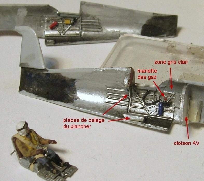 Montage: IAR 80 / A-Model 1/72 Montag29