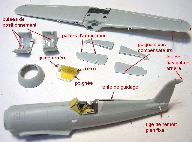Montage: IAR 80 / A-Model 1/72 Montag35