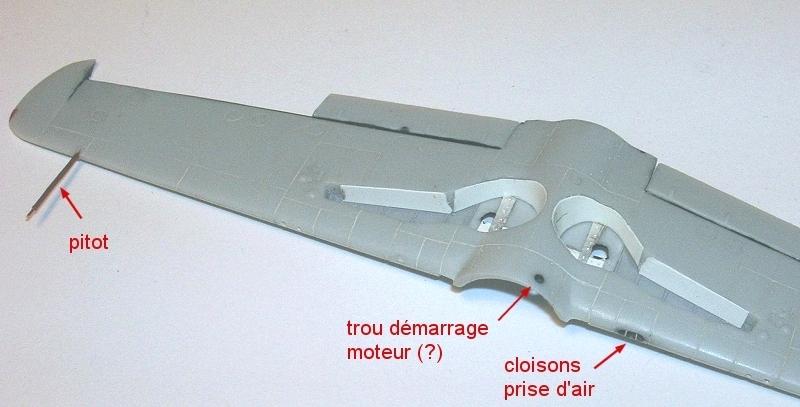 Montage: IAR 80 / A-Model 1/72 Montag36
