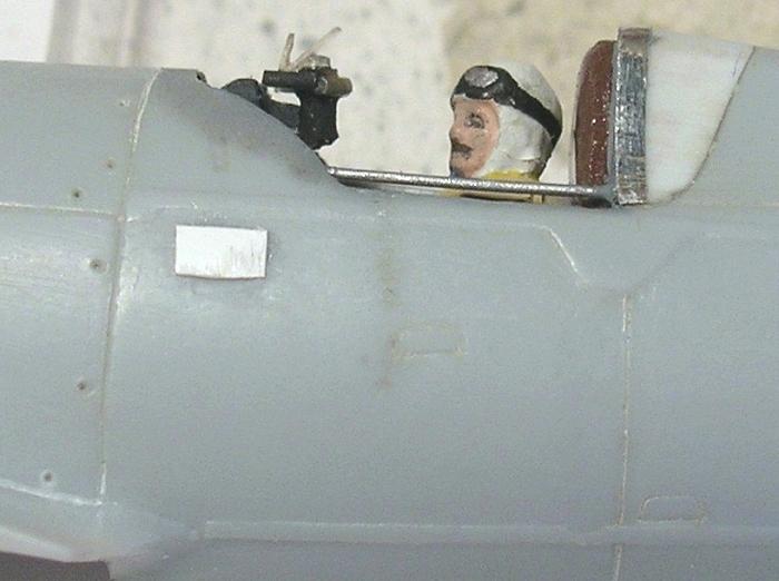 Montage: IAR 80 / A-Model 1/72 Montag37