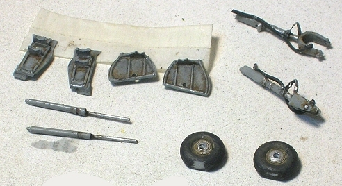 Montage: IAR 80 / A-Model 1/72 Montag54