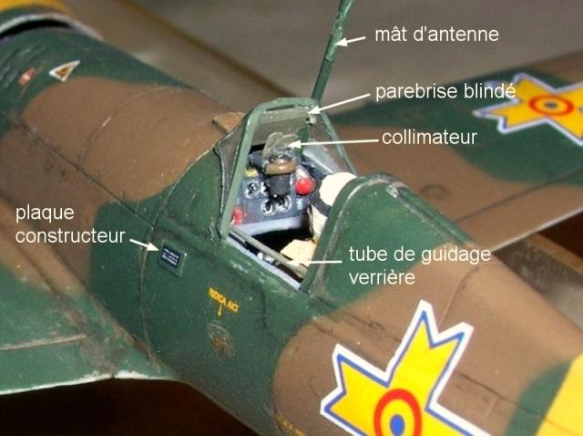 Montage: IAR 80 / A-Model 1/72 Montag58