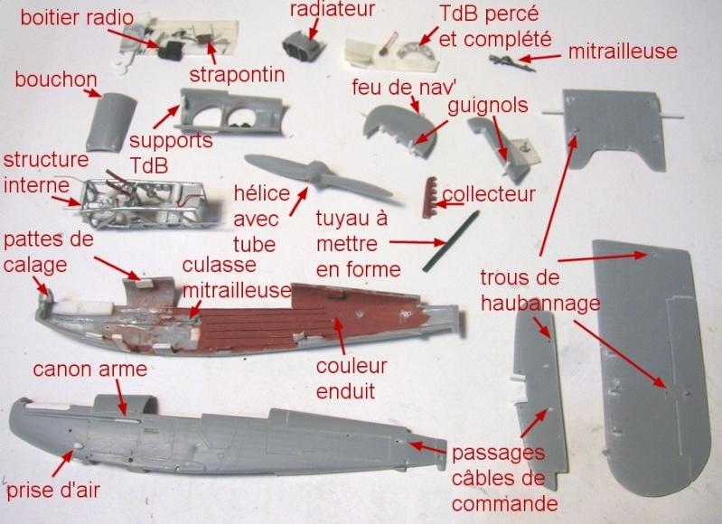 Montage: Hawker Hart estonien 1/72 Montag77