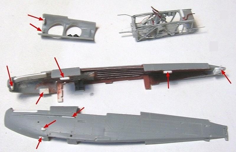 Montage: Hawker Hart estonien 1/72 Montag78