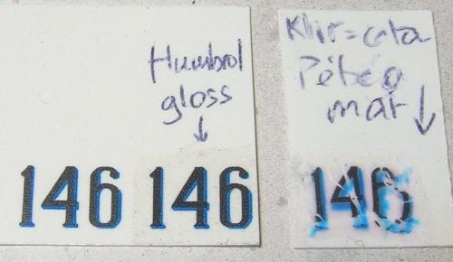 Montage: Hawker Hart estonien 1/72 Montag86