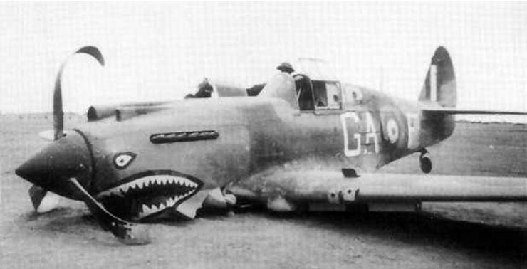 Montage: Curtiss Tomahawk MkIIB 1/72 P40b_111