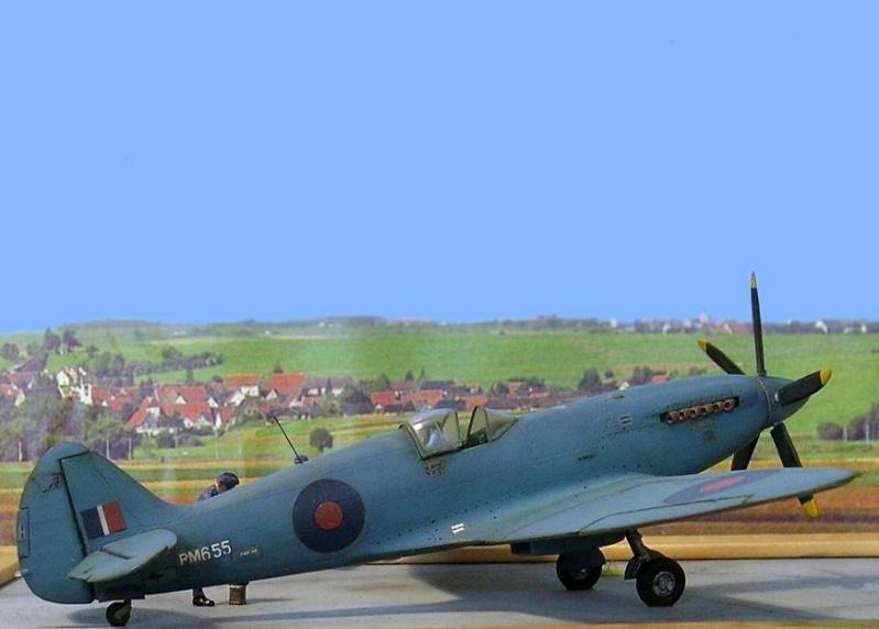 Supermarine Spitfire PR MkXIX 1/72 Spitfi16