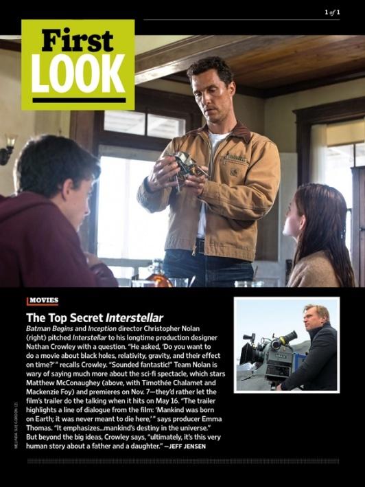 [Warner Bros] Interstellar (2014) Photo-10