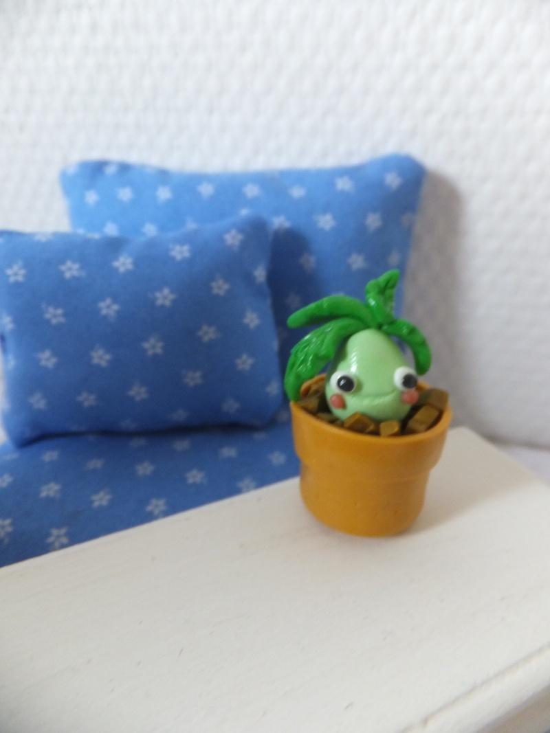 Mon micro monde d'accessoires pour dollhouse A_vend24