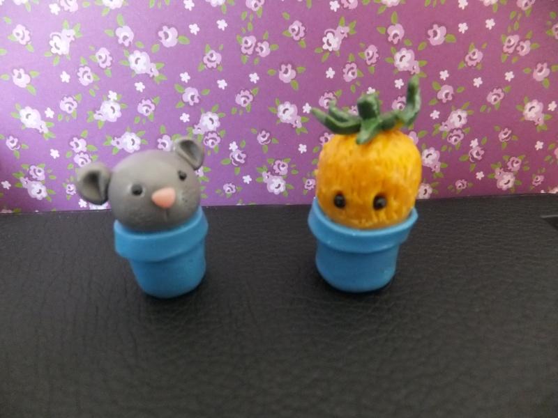 Mon micro monde d'accessoires pour dollhouse Craas_17