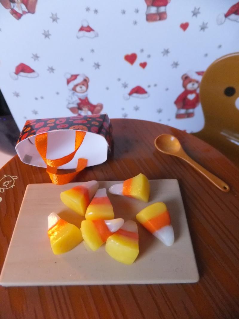 Mon micro monde d'accessoires pour dollhouse Nourri26
