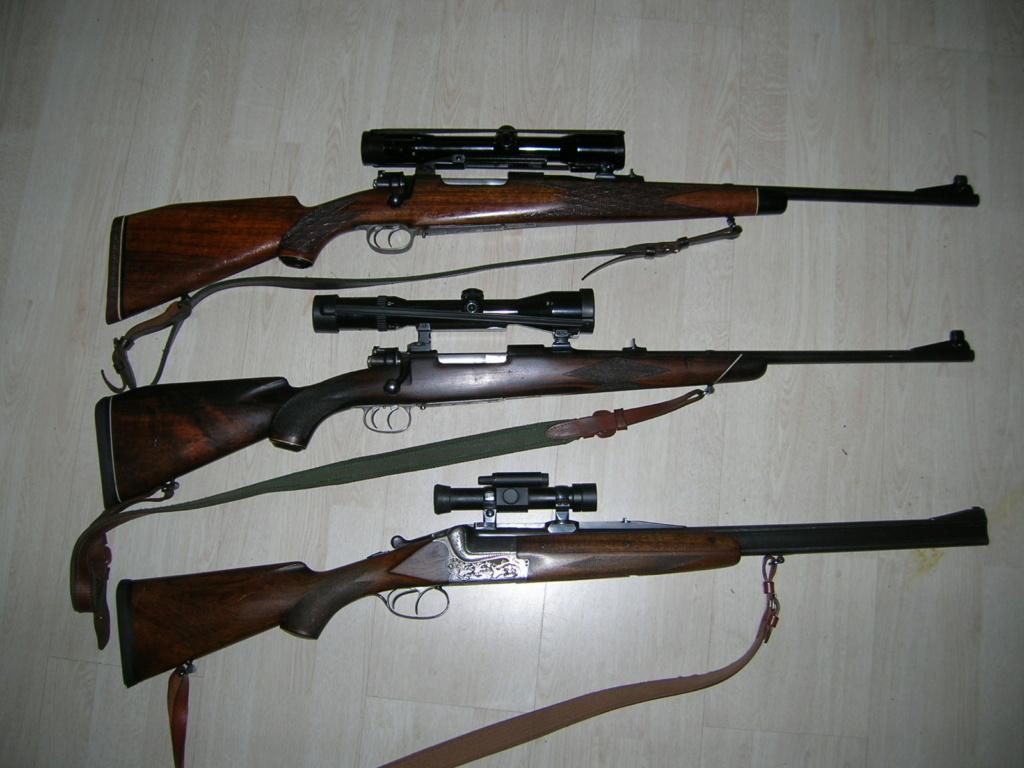 Qui chasse avec une arme ancienne ? Armes10
