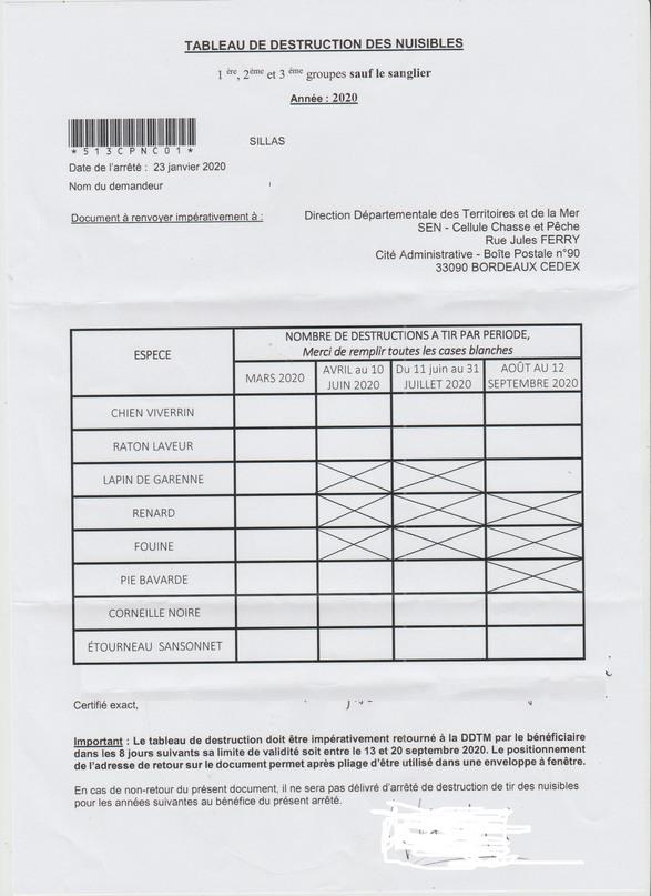 Le Lapin de Garennes: reconnu en voie de disparition Arrete10