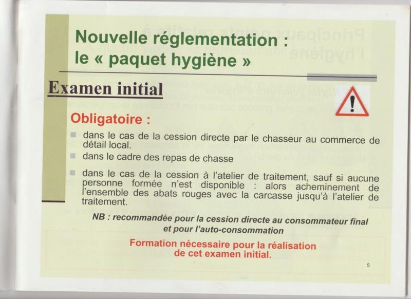 Dossier Hygiène et traitement de la venaison Hy5610