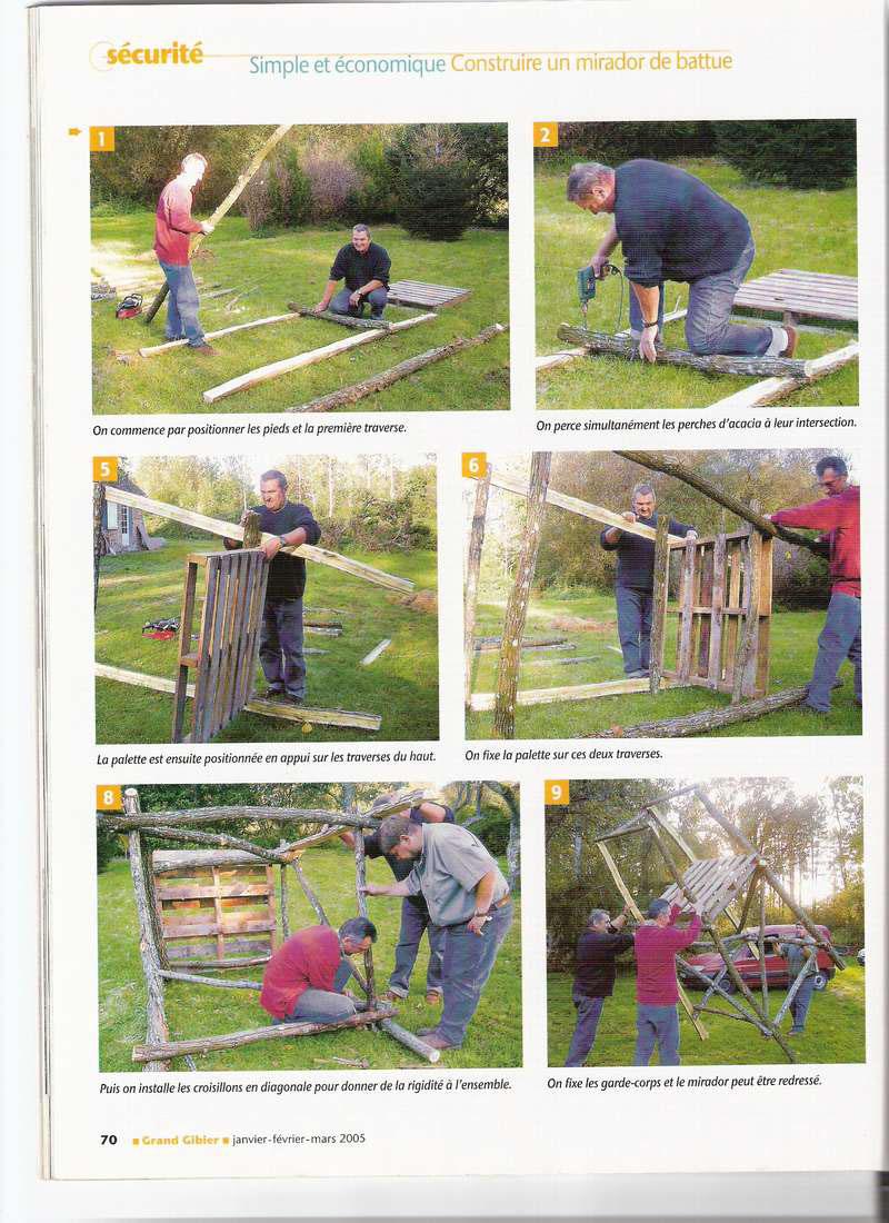Construction mirador affût  - Page 13 Mirado10