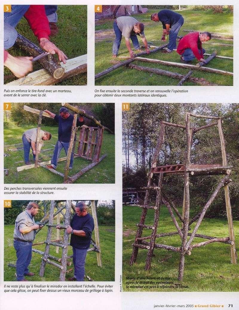 Construction mirador affût  - Page 13 Mirado11