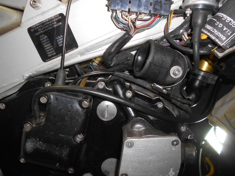 révision d'une moto bien différente a toutes autres ! Carbus18
