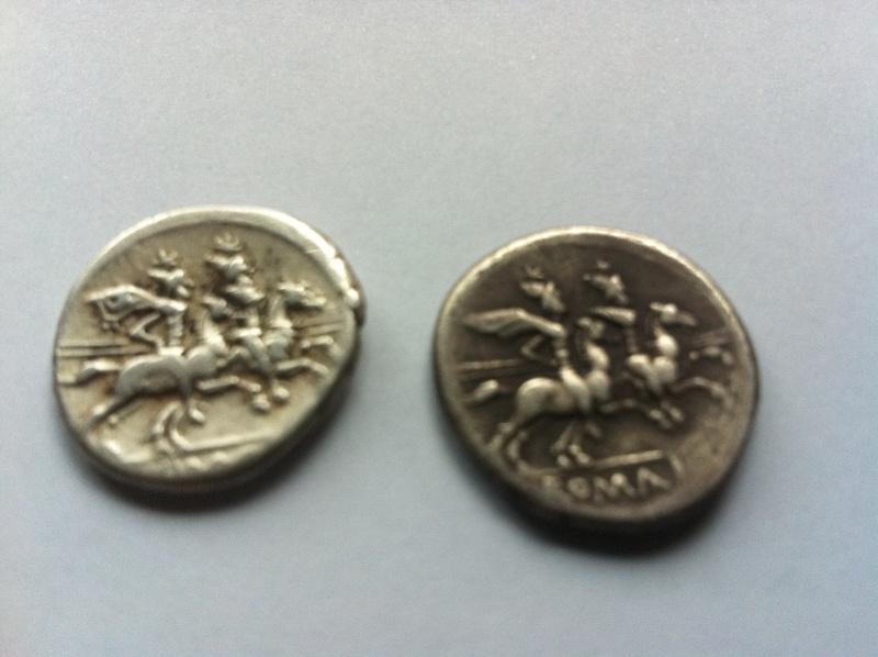 Monnaies républicaines des gens Cornelia, Maiania et Fabia Img_2711