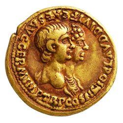 Exceptionnel : vente d'un aureus ... de Pompéi ! Nero_a10