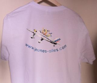 Polos, T-shirts et écussons JA Tshirt10