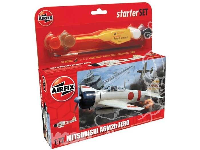 mitsubishi a6 zero airfix 72é Airfix10