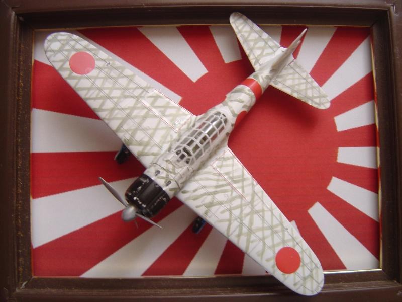 mitsubishi a6 zero airfix 72é Dsc06684