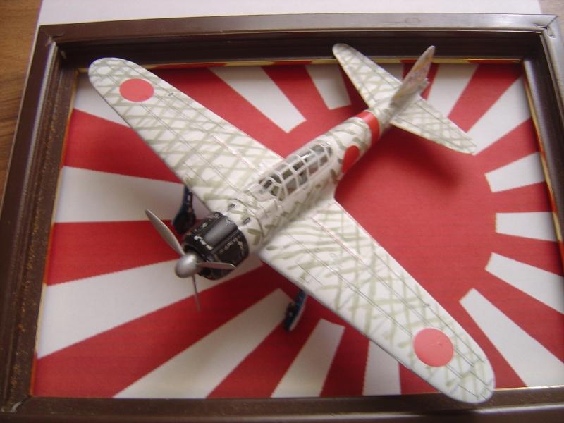 mitsubishi a6 zero airfix 72é Dsc06685