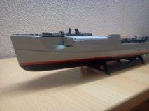 schnellboot S-100.maquette plastique REVELL au 1/72+ equipage. - Page 3 Getatt22